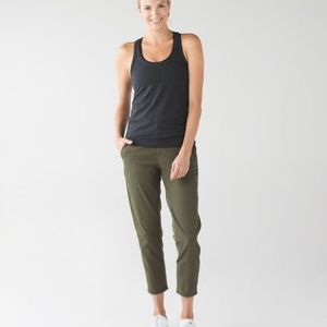 Lululemon city trek trouser size 10